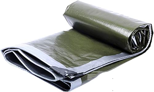 Tissu Anti-Pluie Crème Solaire Imperméable Rembourré Bache Abri de Voiture Canopée PVC, pour Le Camping et Le Plein air, Options Multi-Tailles