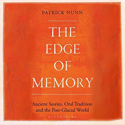 The Edge of Memory audiobook cover art