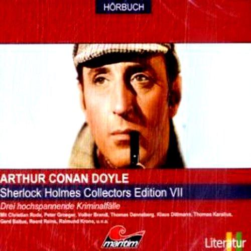 Sherlock Holmes Collectors Edition VII Titelbild