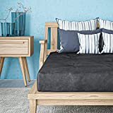 Classic Brands Classic 8-Inch Futon Mattress with Independently Encased Innerspring Coils Black Full