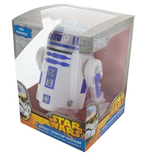 Star Wars R2-D2Handstaubsauger für Arbeitsflächen, Mehrfarbig