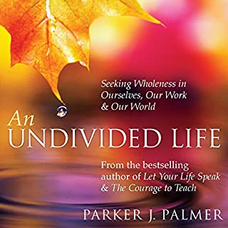An Undivided Life cover art