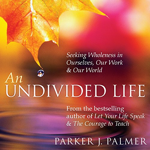 An Undivided Life audiobook cover art