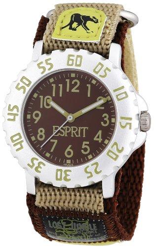 Esprit Jungen-Armbanduhr Analog Quarz Plastik A.ES000U83030