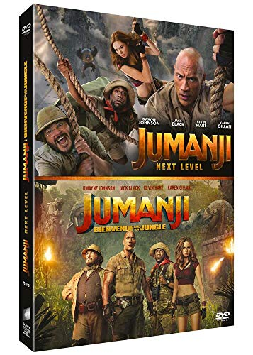 Jumanji - Diptyque 2 Films