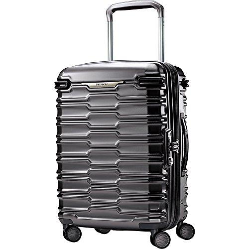 Samsonite Stryde Hardside Luggage, Charcoal, Carry-On