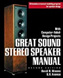 Great Sound Stereo Speaker Manual (TAB Electronics)