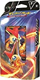 Pokemon TCG: Victini V / Gardevoir V Battle Deck (uno al azar)