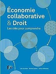 livre Économie collaborative & Droit : Les clés pour comprendre