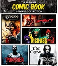 The Ultimate Comic Book: 5 Movie Collection