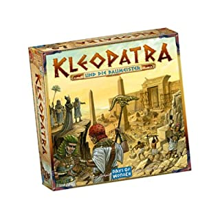 Asmodee - Days of Wonder 200307 - Kleopatra und die Baumeister (B000EU1GT0) | Amazon price tracker / tracking, Amazon price history charts, Amazon price watches, Amazon price drop alerts