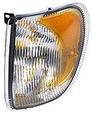 Dorman 888-5121 Front Driver Side Turn Signal/Side Marker Light Assembly for Select International Models