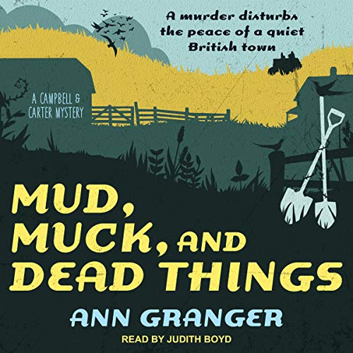 Mud, Muck and Dead Things  By  cover art