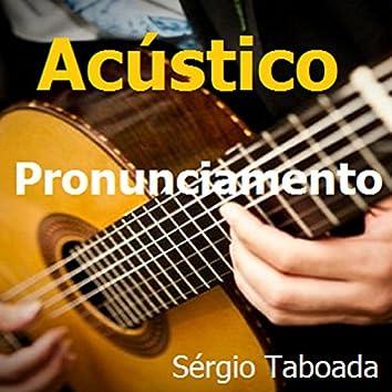 Pronunciamento (Acústico) - Single