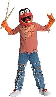 The Muppets Animal Child Costume Size Medium (8-10)