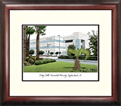 """Campus Images """"Embry-Riddle University Alumnus Framed Lithographic Print"""