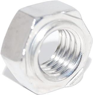 Lasmoeren M8 20 stuks zeskantige lasmoeren DIN 929 A2 roestvrij stalen moeren V2A zeskantmoer