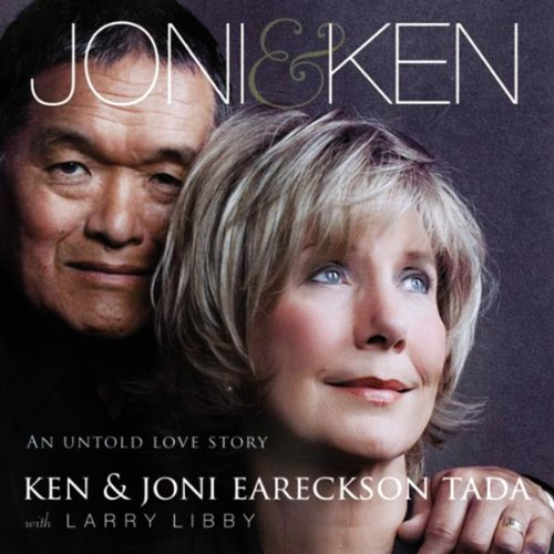 Joni & Ken audiobook cover art