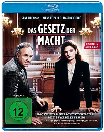 Das Gesetz der Macht [Blu-ray]