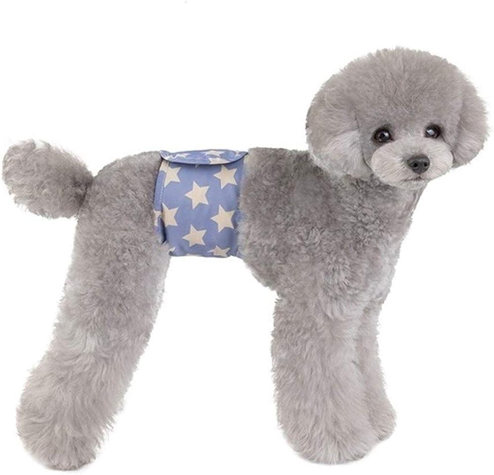 1Pc Pet Ranking TOP15 Dog Long-awaited Wrap Belly Band Urinary Reusa Waterproof Diaper