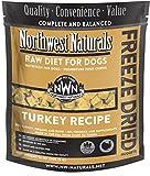 Northwest Naturals Raw Rewards Freeze Dried Nuggets - Dinner for Dogs (Turkey)12 OZ