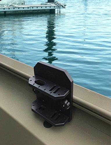 Brocraft Tracker Boat Versatrack System Tool Holder/Versatrack Knife and Plier Holder Rig Holder