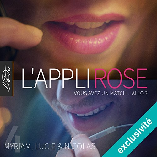 Couverture de Myriam, Lucie & Nicolas