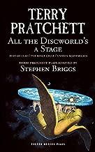 All The discworld 's a Stage: unseen academicals ، دورة غسيل في القدم من الصلصال و rince