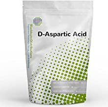 1kg Pure D-Aspartic Acid DAA Powder Free UK Shipping UK Certified Product Estimated Price : £ 38,64