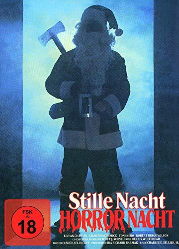 Stille Nacht - Horror Nacht (Phantastische Filmklassiker Nr. 5) - Mediabook/Limited Uncut Edition (Cover B) [Blu-ray]