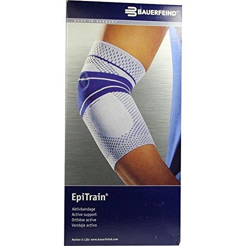 EPITRAIN Bandage Gr.2 schwarz 1 St