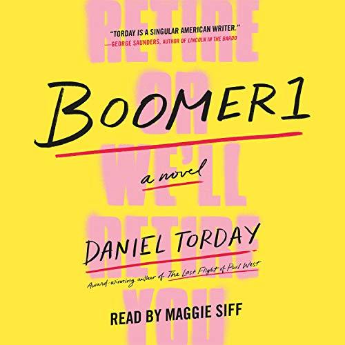 Boomer1 audiobook cover art