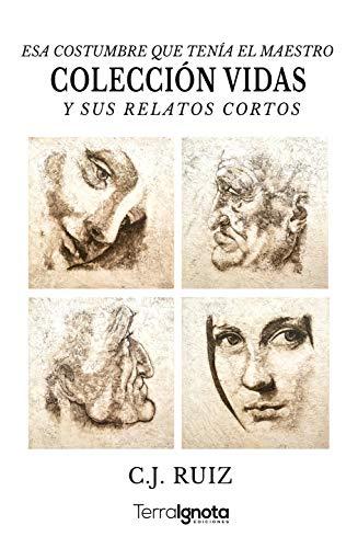 Colección vidas y sus relatos cortos: Homenaje a Leonardo da Vinci