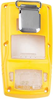 BW Technologies MCXL-BC1 Replacement Back Cover for Microclip XL Gas Detector, Yellow