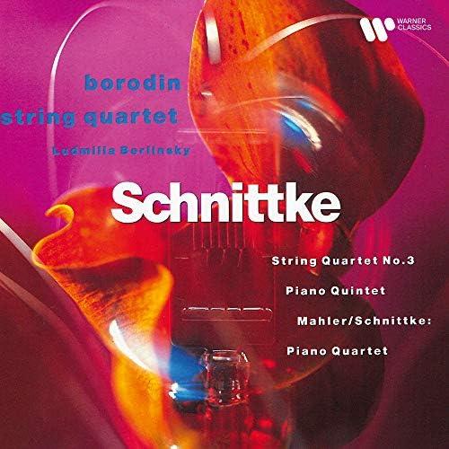 Borodin Quartet & Ludmila Berlinskaya