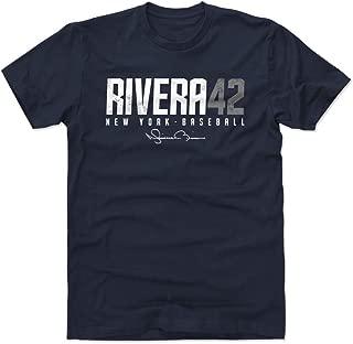 500 LEVEL Mariano Rivera Shirt - Vintage New York Baseball Men's Apparel - Mariano Rivera Elite