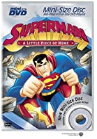 Superman Animated Series - A Little Piece of Home (Mini-DVD)