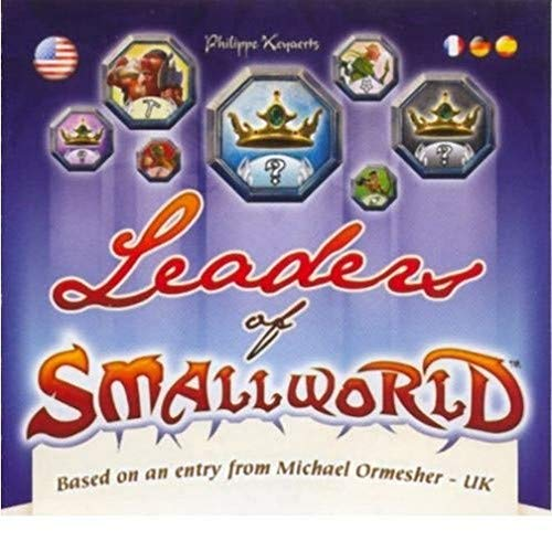 Days of Wonder Leaders of Small World Board Game