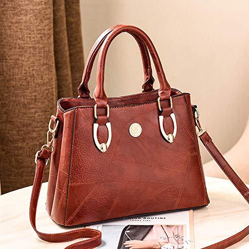 Weier. Ben Nieuwe grote tas schoudertas eenvoudige handtas diagonale tas mode handtas