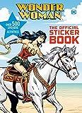 Wonder Woman: The Official Sticker Book
