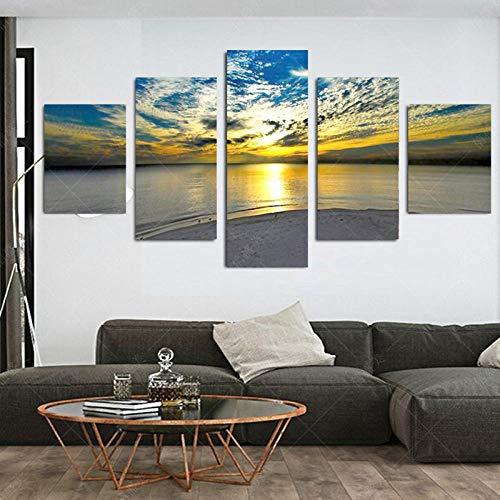 20205 Stück Leinwand HD-Druck Wandkunst Ölgemälde Gemälde Moderne Malerei Cuadros Bleistiftzeichnung Vliesstoff mit Rahmen Pentas MU