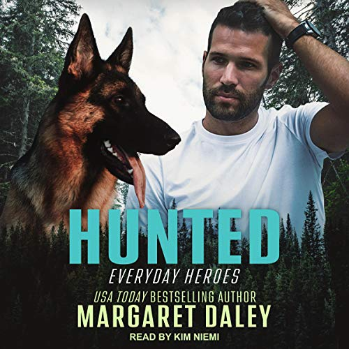 Hunted  By  cover art
