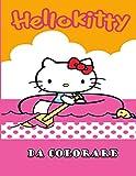 hello kitty Da Colorare: 50 Pagine Da Colorare Di Alta Qualità Hello Kitty, Regalo Perfetto Per i Fan Di Hello Kitty