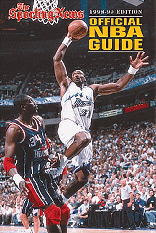 Official Nba Guide 1998-99