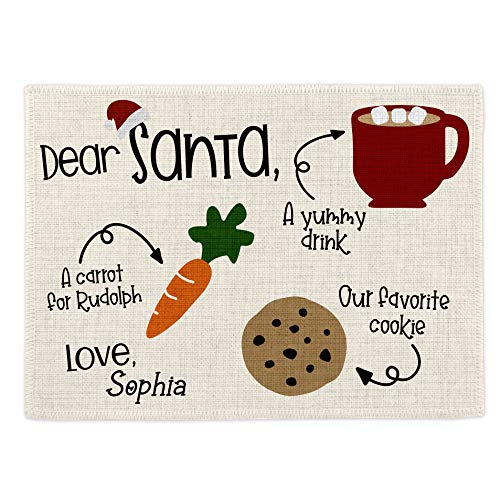 Christmas traditions- santa's treats