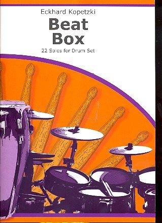Beat Box: 22 Solos für Schlagzeug