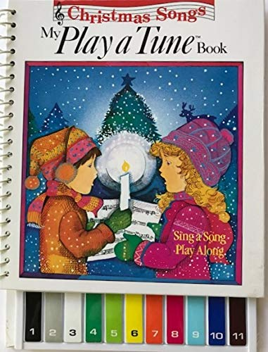 My Play a Tune Book: 12 Favorite Christmas Songs