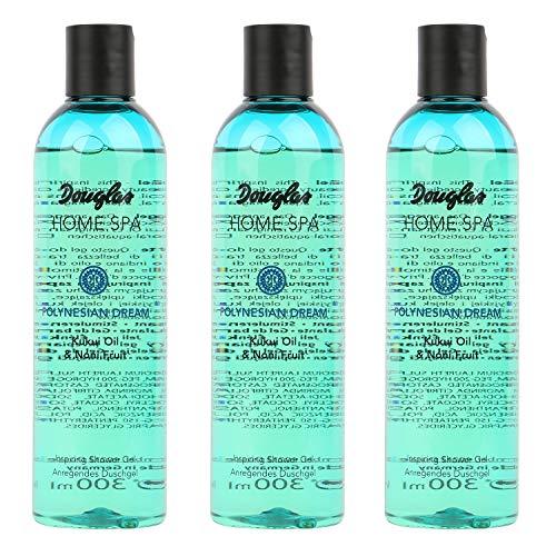 3x Douglas Hautpflege 882042 Körperreinigung Duschgel Shower Gel 300 ml Set
