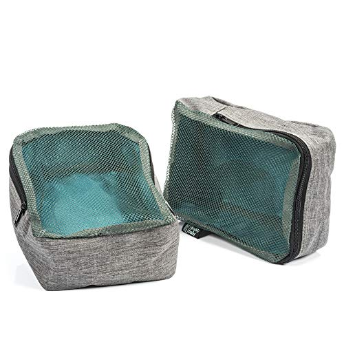 Bably Baby Packing Cubes, Set of 2, Diaper...