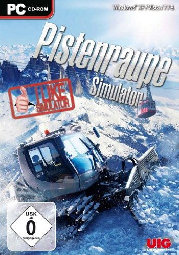 I like Simulator - Pistenraupen Simulator - [PC]